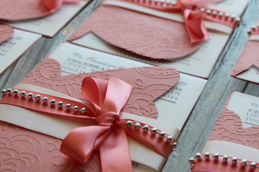 Custom Wedding Invitiations
